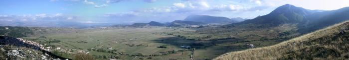 Panorama dal Cagno